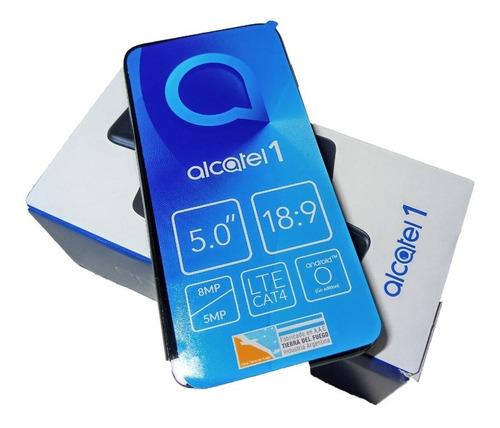 Alcatel 1 En Caja Nuevo Garantía 16 Gb + Memoria Sd 16 Gb