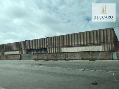 Galpão Industrial Para Locação, Cumbica, Guarulhos. - Ga1166