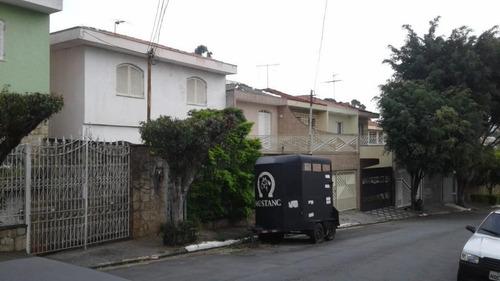 Sobrado Com 3 Dormitórios À Venda, 490 M² Por R$ 1.596.000,00 - Jardim Avelino - São Paulo/sp - So1616