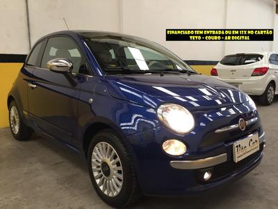 Fiat 500 1.4 Lounge 16v 2p