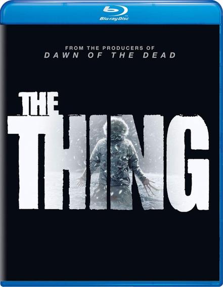 La Cosa The Thing 2011 Pelicula Blu-ray