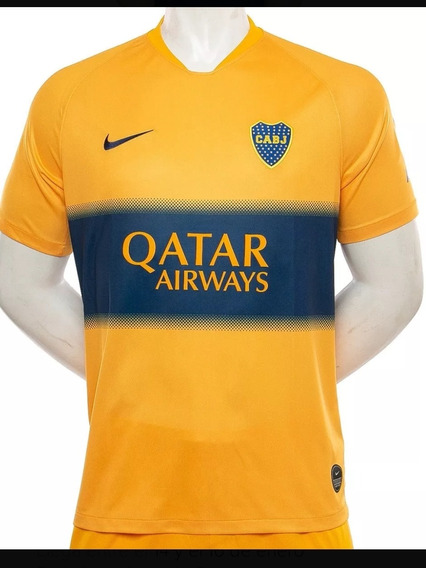 Camiseta Boca Juniors Alternativa 2019 Match