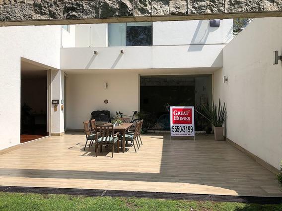 Casa Revista San Angel En Privada