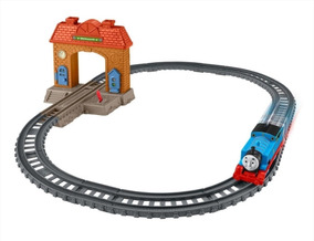 Thomas & Friends Estação De Trem - Mattel Ccp36 - Trilho