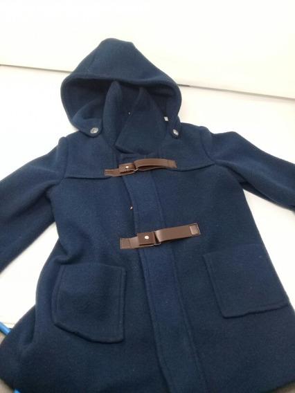 Abrigo Unisex Bambino Blu Azul Marino. La Segunda Bazar