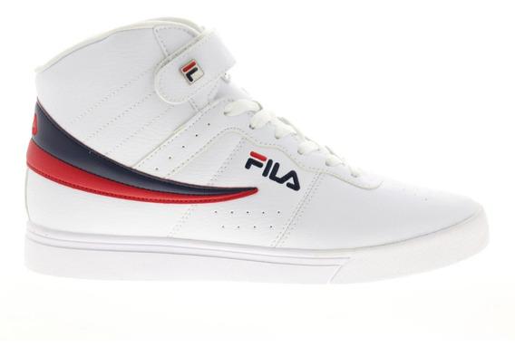 Tenis Fila Vulc 13 Mid Plus Blanco 1sc60526-150 Fl0014
