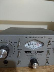 Preamp Universal Audio Twin 710 Valvulado