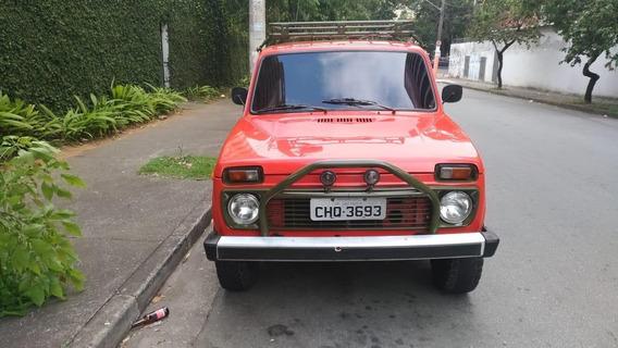 Jipe Niva Lada 1991