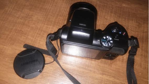 Câmera Usada Samsung Wb100, Zoom 26x