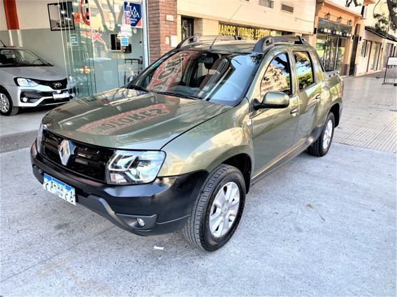 Renault Duster Oroch 2016 Carps