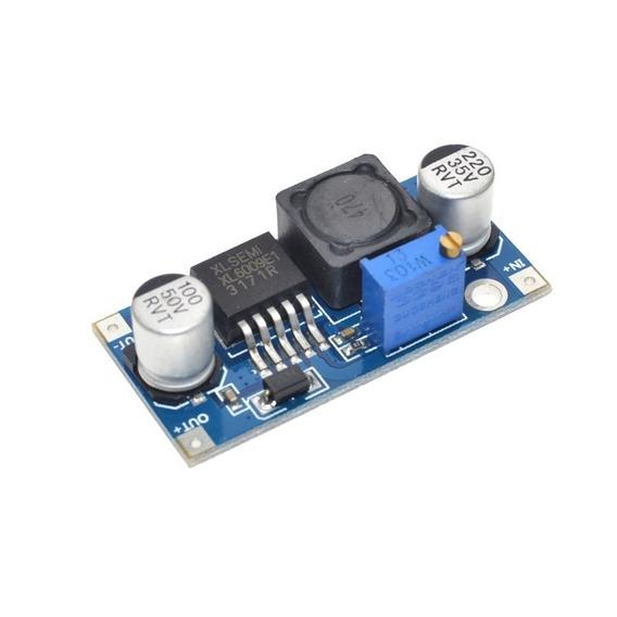 Conversor De Tensão Dc/dc Step Up Boost Xl6009 Kit 10 Pcs