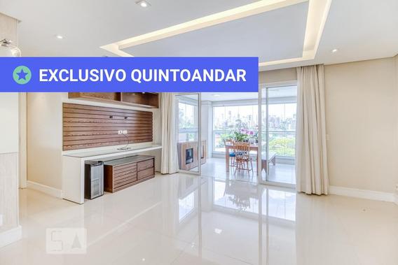 Apartamento No 5º Andar Com 3 Dormitórios E 2 Garagens - Id: 892966413 - 266413