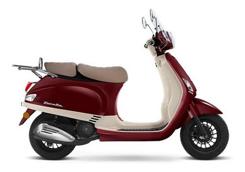 Zanella Exclusive 150 Promo Caba!