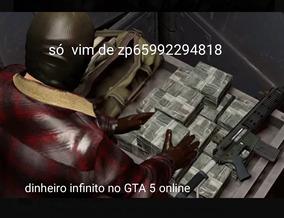 Dinheiro Infinito No Gta 5 Online #15milhoens Mas 2 De Bonus