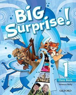 Libro Big Surprise 1 Cb Ed.13 Oxford-isbn 9780194516204