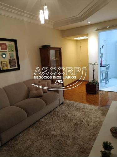 Apartamento Com 3 Quartos No Edifício Noiva Da Colina (cod:ap00262) - Ap00262 - 69217597