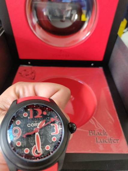 Reloj Corum Bubble Lucifer Limited Edition