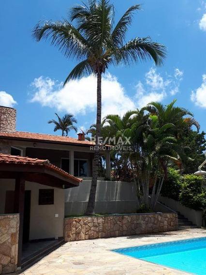 Casa Residencial Semi-térrea Para Locação, Vinhedo -sp Ca2287 - Ca2287