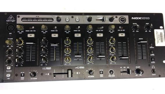 Nox1010 Mixer Profissional P/ Dj Behringer 5 Canais Cod1873