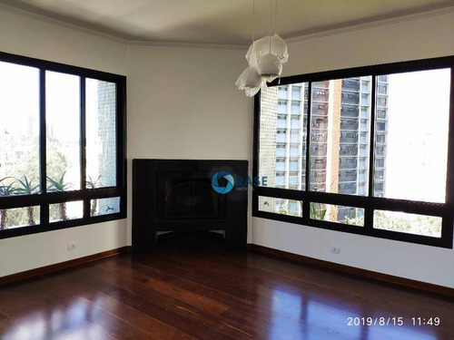 Imagem 1 de 23 de Apartamento Com 4 Dormitórios À Venda, 190 M² Por R$ 1.150.000 - Morumbi - São Paulo/sp - Ap6656