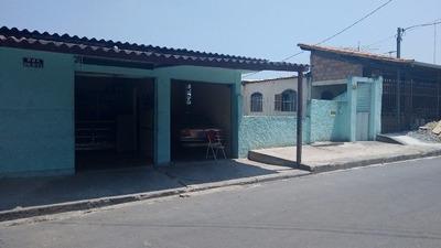Bairro Mantiqueira Casa 2qts + Loja Lote 360m² Em Bhte-mg