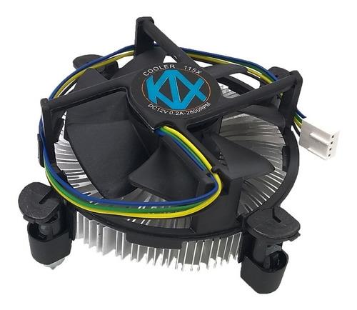 Cooler Base Em Cobre Processadores Intel 1150/1151/1155/1156