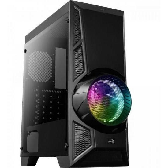 Gabinete Gamer Mid Tower Rgb Aero Engine Aerocool