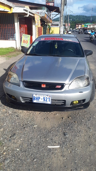 Honda Civic Año 2000 Muy Extraíd