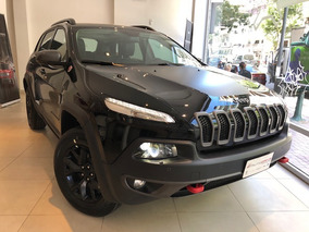 Jeep Cherokee Trailhawk 3.2l At9 4x4 0 Km