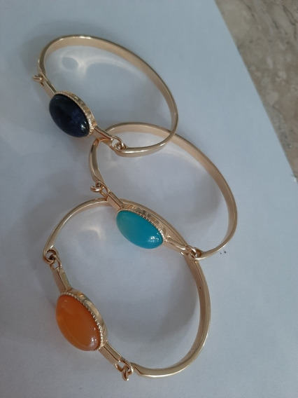 Bracelete De Pedras Brasileiras