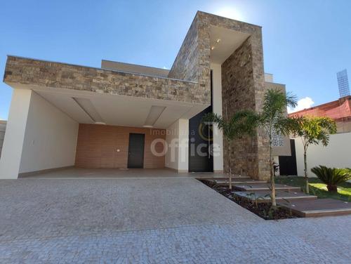 Casa À Venda, 247 M² Por R$ 1.600.000,00 - Belas Artes Condomínio Residencial - Anápolis/go - Ca0726