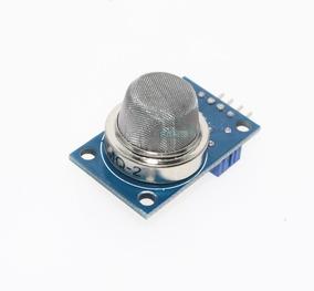 Sensor Mq-2 Gás Metano Butano Glp Fum. Arduino Mq2 Mq 2 5und