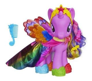 Mi Pequeño Pony Arco Iris Princesa Twilight Sparkle Figura