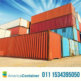 Contenedores Maritimos Usados Containers Mayorista Financi