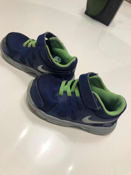 Tênis Nike Revolution 2 Tamanho 24 Brasil