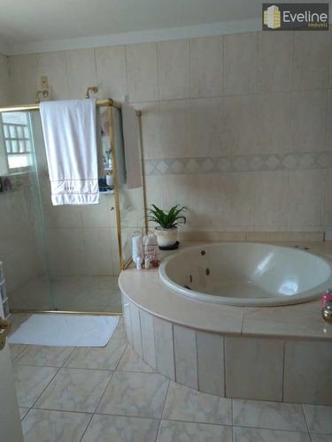 Imagem 1 de 21 de Casa Com 4 Dorms, Vila Nova Socorro, Mogi Das Cruzes - R$ 1.5 Mi, Cod: 2111 - V2111