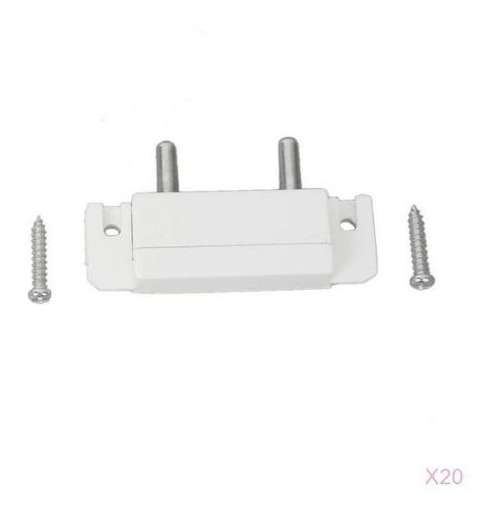 20x Dc 12v Água Vazamento Sensor Detetor Casa Segurança Av
