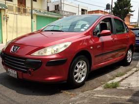 Peugeot 307 2007 Sedan Xs-line,factura Original,automático!!