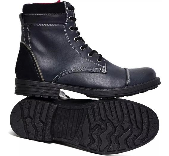 Tênis Bota Masculina Sapato Coturno Casual Palmilha Barato
