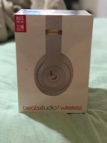 Beats Studio 3 Wireless - By Dre - Branco