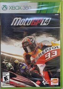 Jogo Moto Gp 14 Xbox 360