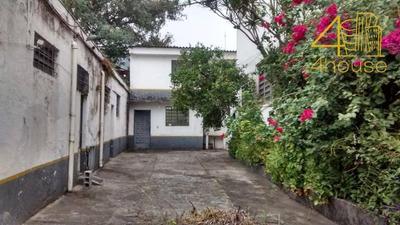 Ipiranga - Galpão Terreno 1.229m² Área Construída 1.230m² Na Rua Cora Para Venda. - Ga0088