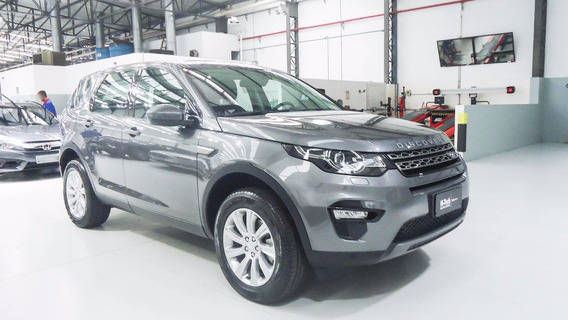 Land Rover Discovery Sport 2.0 Si4 Hse 5p (br)