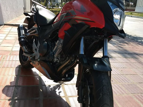 Honda Cb500 X 2015 Con 3600kms