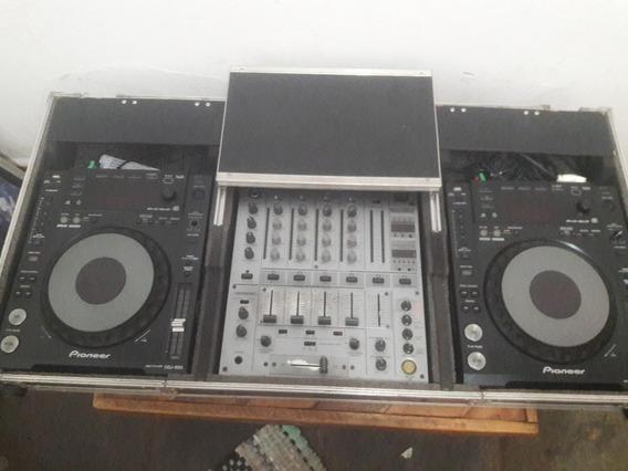 Cdj Pioneer 850 Mixer Djm 600