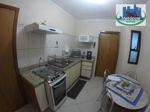 Apartamento  Residencial À Venda, Cidade Martins, Guarulhos. - Ap0223
