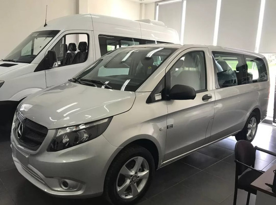 Mercedes-benz Vito 121 Cdi 2.0 Tourer Plus At 8 Pasajeros