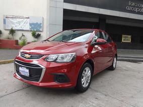 Chevrolet Sonic 4p Lt,tm5,a/ac.,ve,usb,ba,ra15