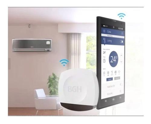 Kit Smart Control Bgh Wifi Para Todos Los Aire Acondicionado