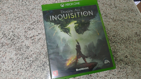 Dragon Age Inquisition Para Xbox One - Rpg
